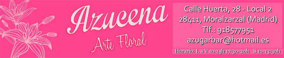 logo de Azucena - Arte Floral
